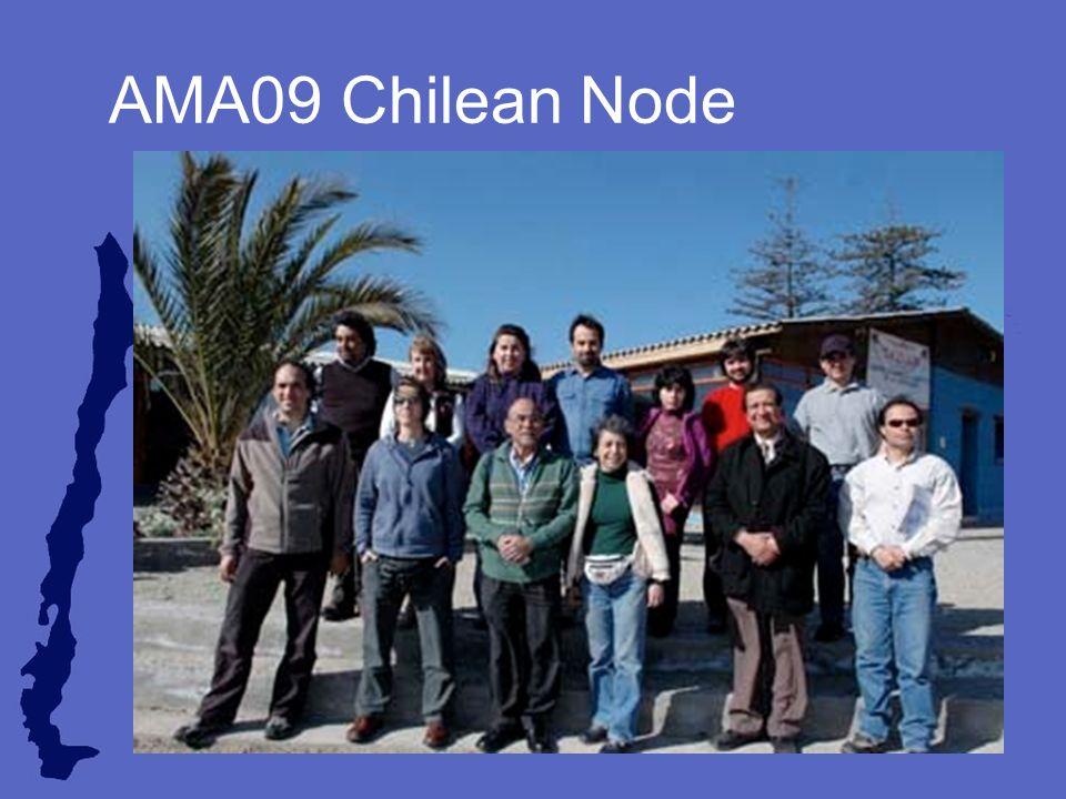 AMA09 Chilean Node