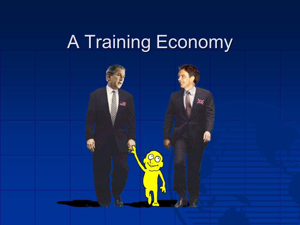 A Training Economy