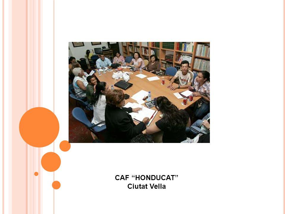 CAF HONDUCAT Ciutat Vella