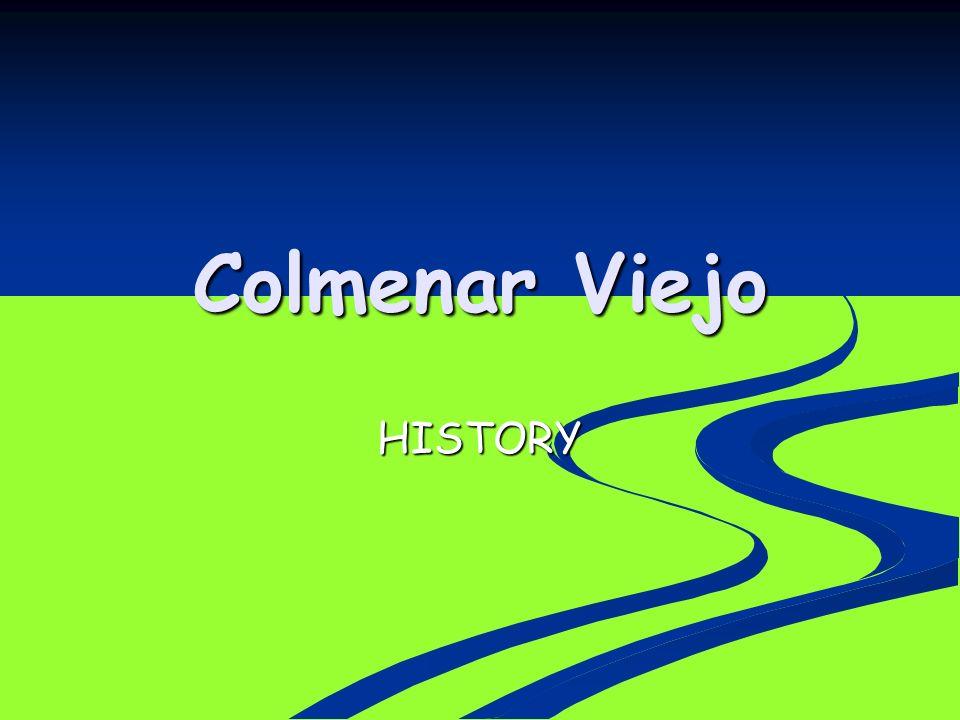 Colmenar Viejo HISTORY