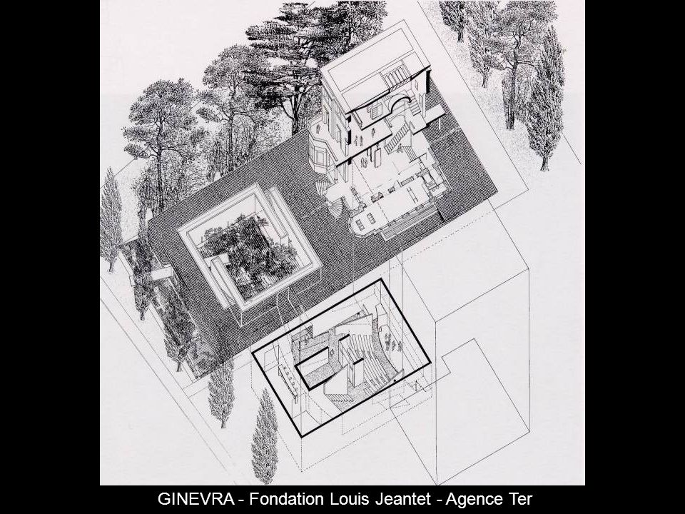 GINEVRA - Fondation Louis Jeantet - Agence Ter