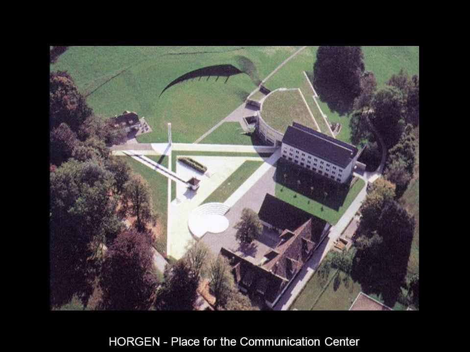 HORGEN - Place for the Communication Center