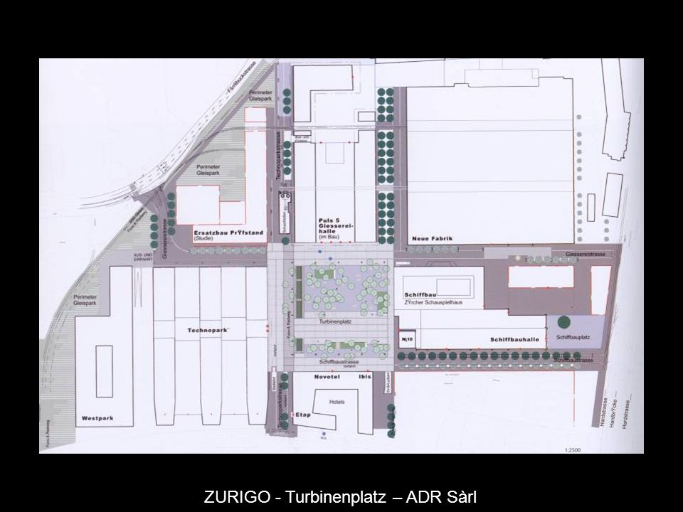 ZURIGO - Turbinenplatz – ADR Sàrl