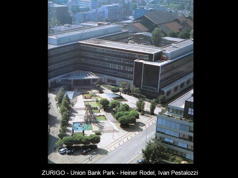 ZURIGO - Union Bank Park - Heiner Rodel, Ivan Pestalozzi
