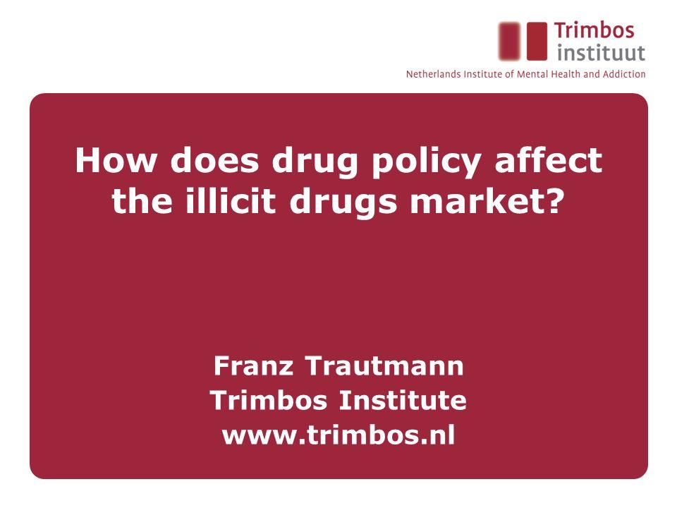 Based on Trimbos/RAND study on global illicit drugs markets 1998-2007 (ed.