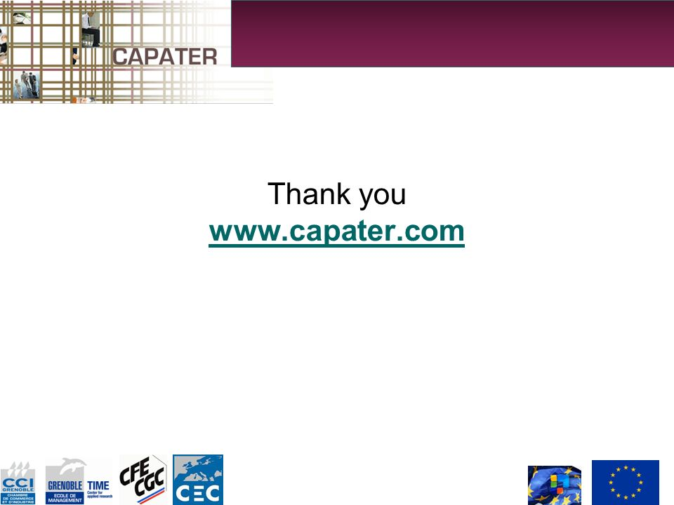 Thank you www.capater.com www.capater.com