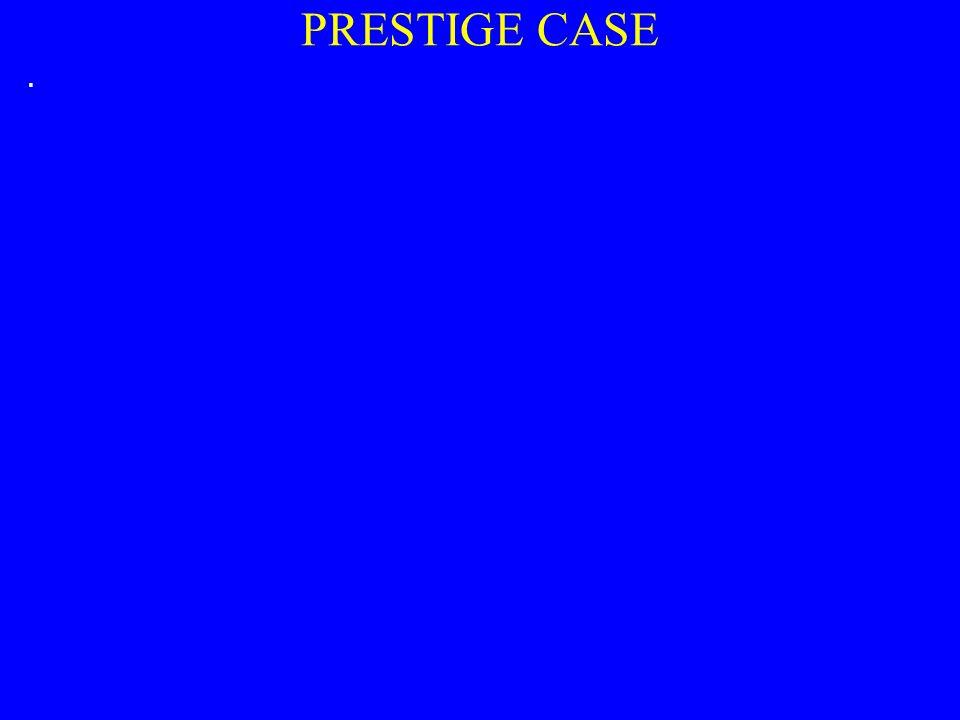 . PRESTIGE CASE