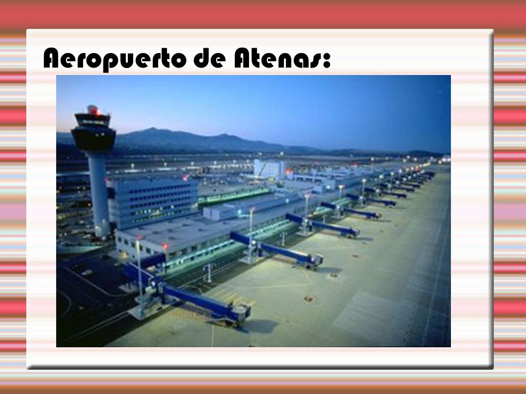 Aeropuerto de Atenas: