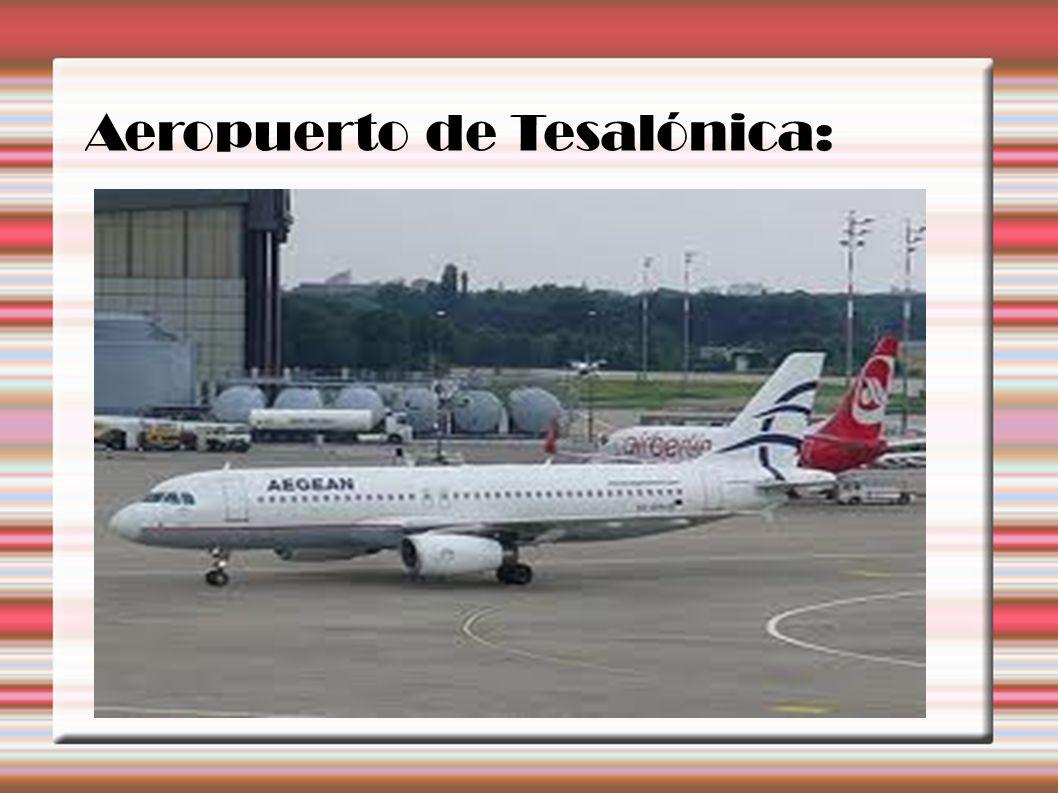 Aeropuerto de Tesalónica:
