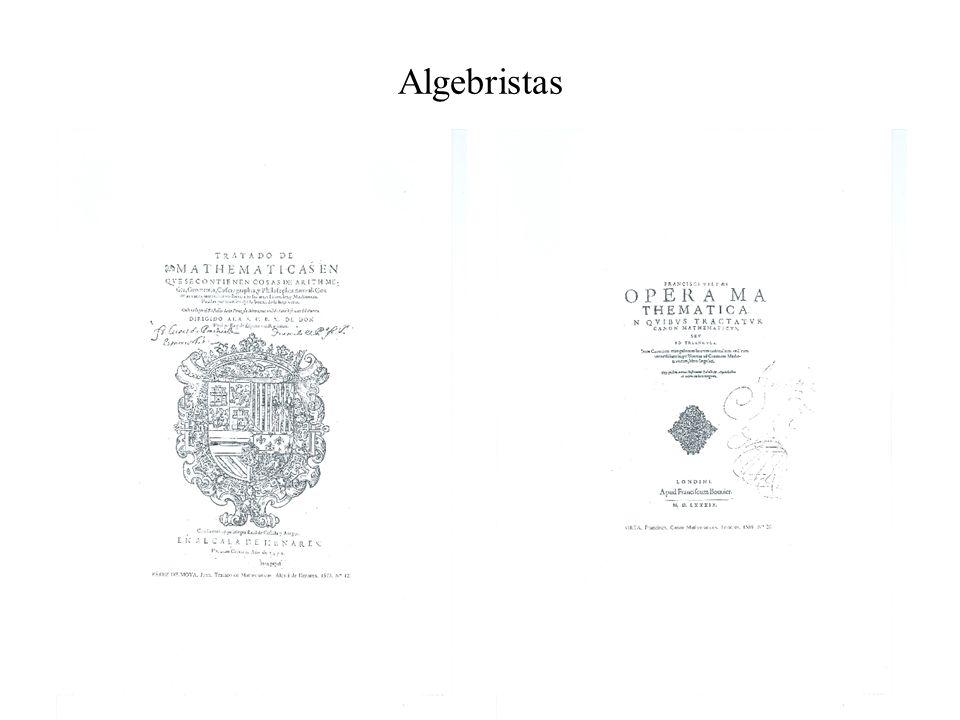 Algebristas