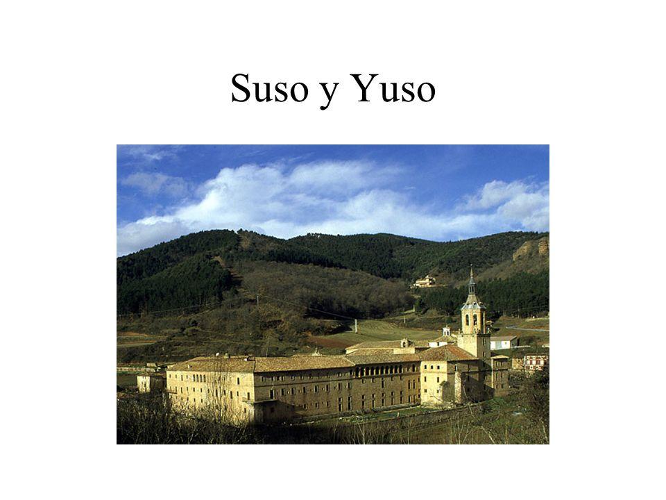 Suso y Yuso