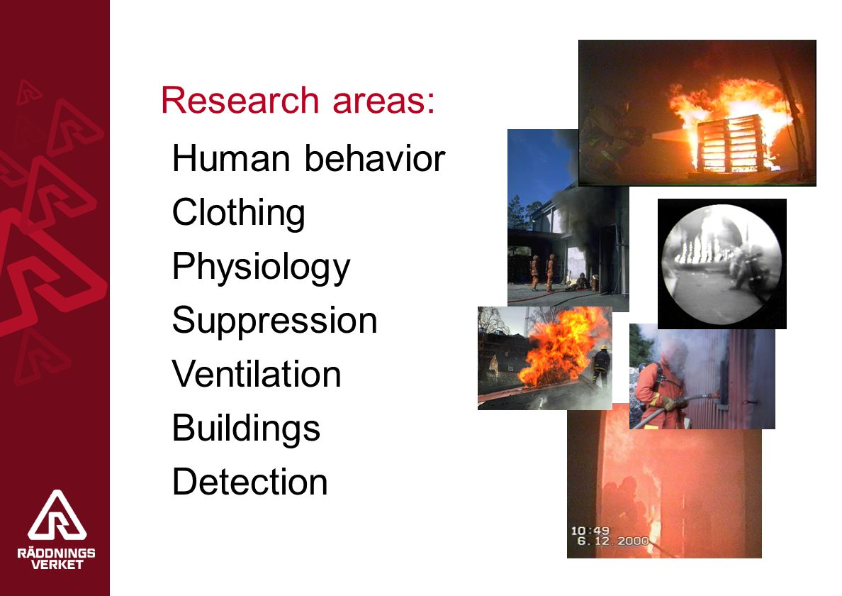 Human behavior Physiology Clothing Suppression Ventilation Buildings Detection Research areas:
