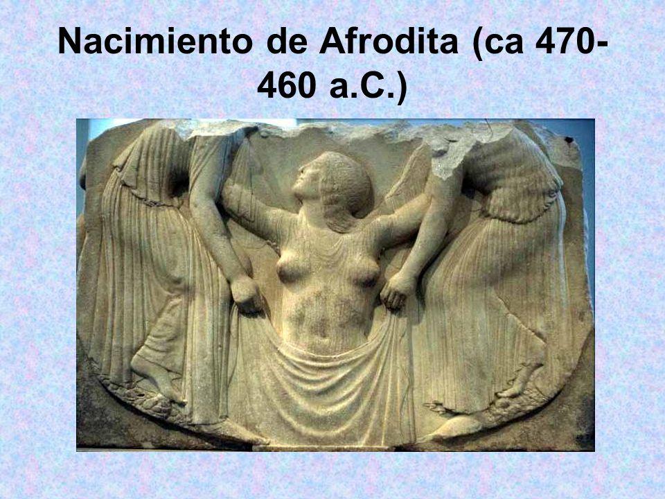 Nacimiento de Afrodita (ca 470- 460 a.C.)