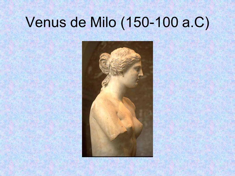 Venus de Milo (150-100 a.C)