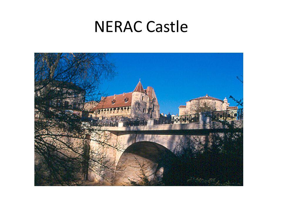 NERAC Castle