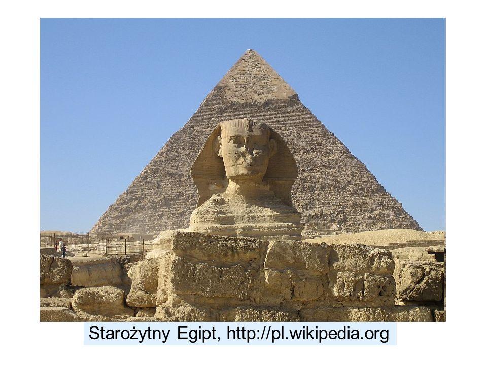 Starożytny Egipt, http://pl.wikipedia.org