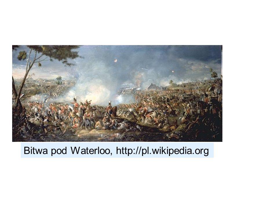 Bitwa pod Waterloo, http://pl.wikipedia.org