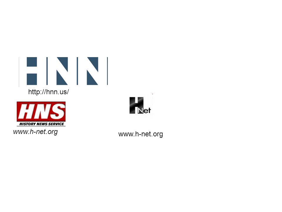 www.h-net.org http://hnn.us/ www.h-net.org