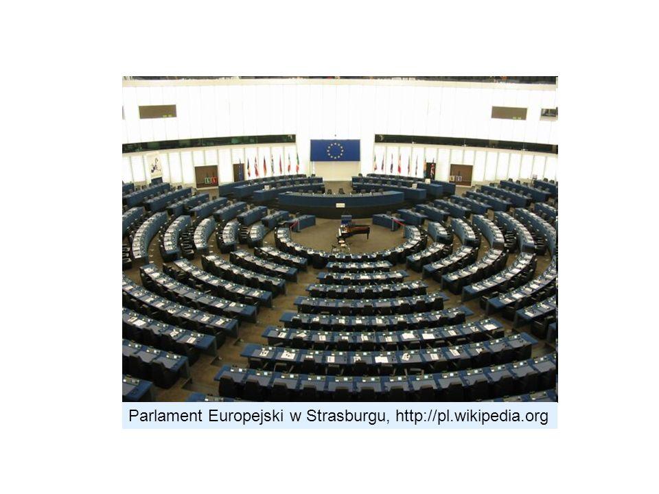 Parlament Europejski w Strasburgu, http://pl.wikipedia.org