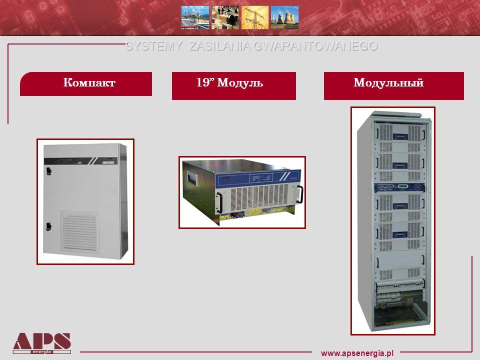www.apsenergia.pl 19 МодульКомпактМодульный