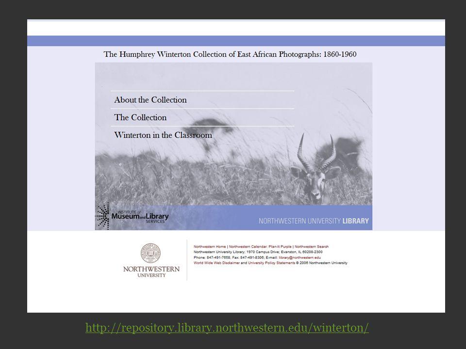 http://repository.library.northwestern.edu/winterton/