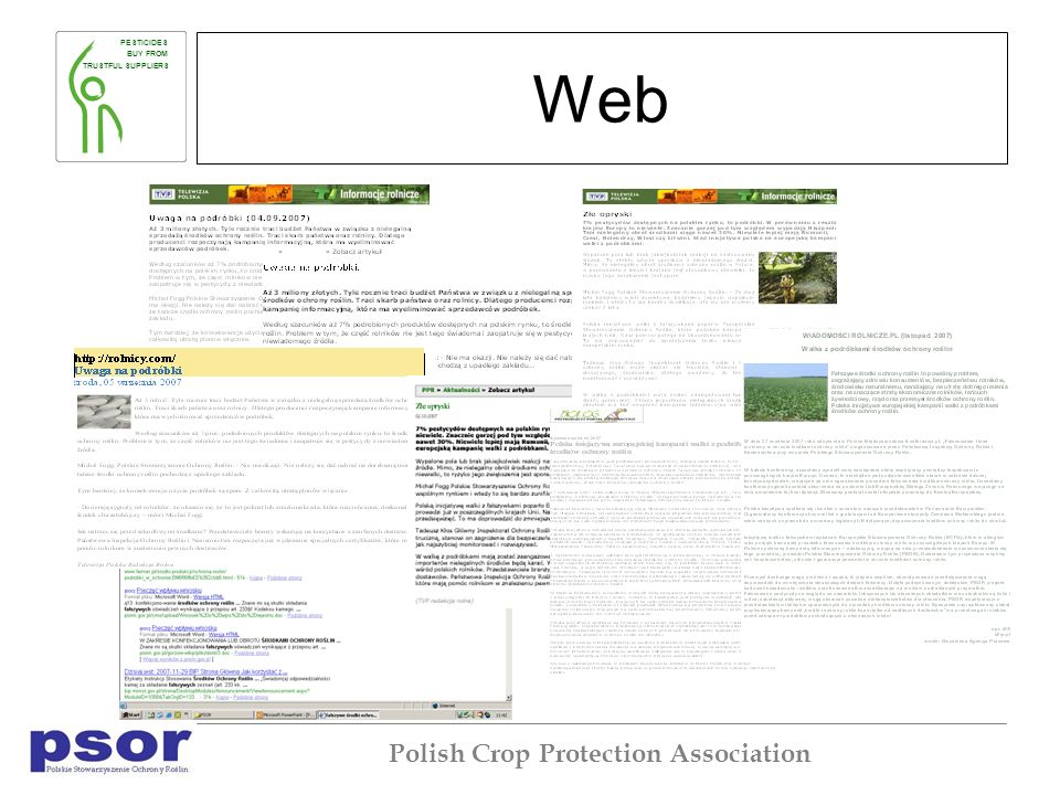 PESTICIDES BUY FROM TRUSTFUL SUPPLIERS Polish Crop Protection Association Web