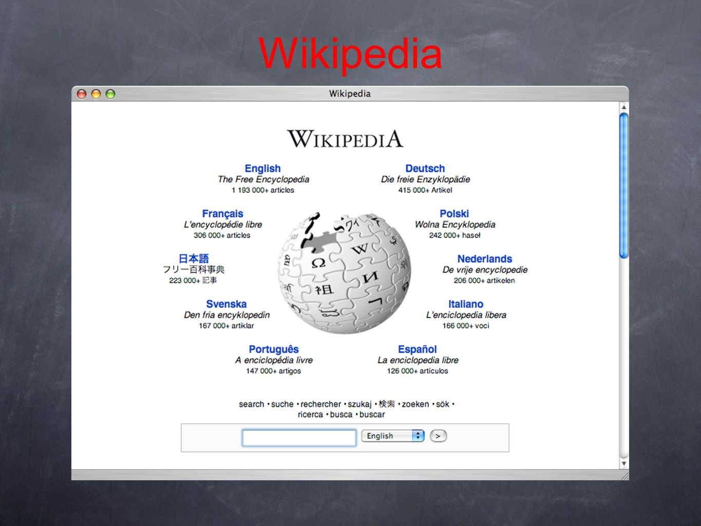 Wikipedia Lack of peer review Instability of text Instability of autorship