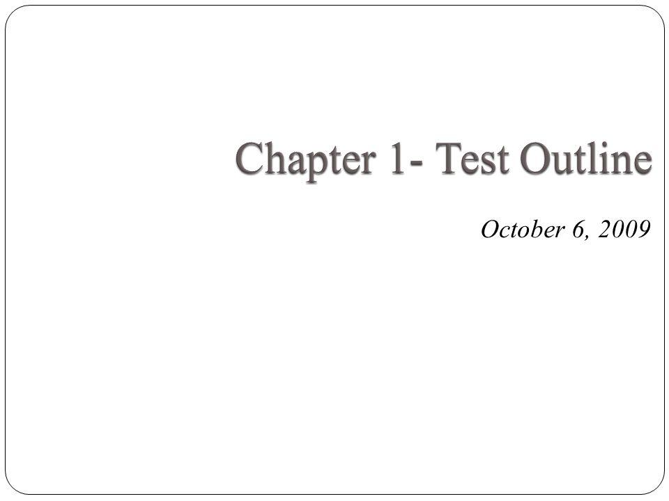 October 6, 2009