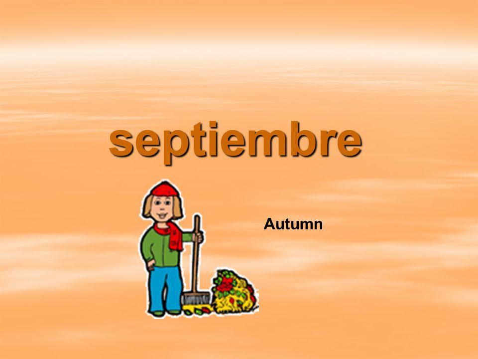 septiembre Autumn