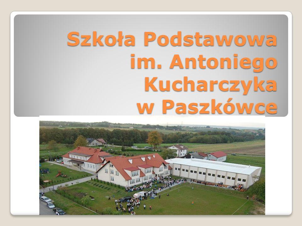 Szkoła Podstawowa im. Antoniego Kucharczyka w Paszkówce