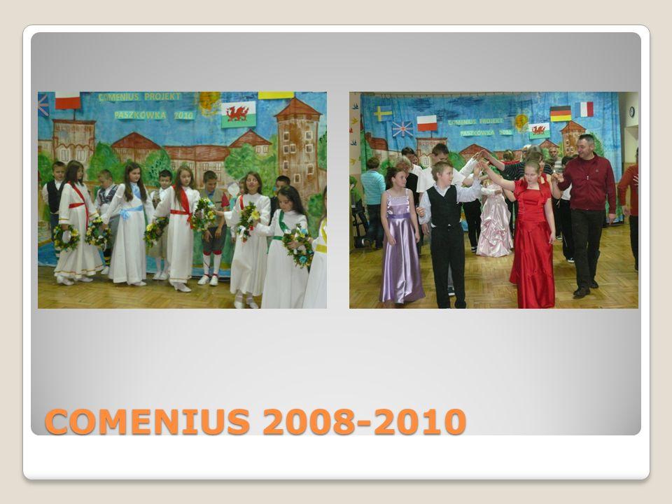 COMENIUS 2008-2010