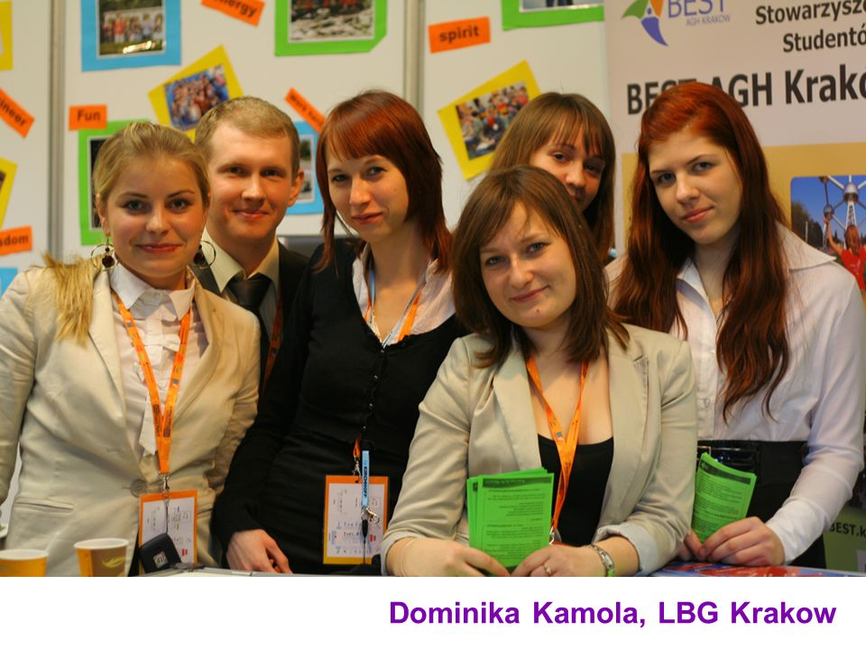 Dominika Kamola, LBG Krakow