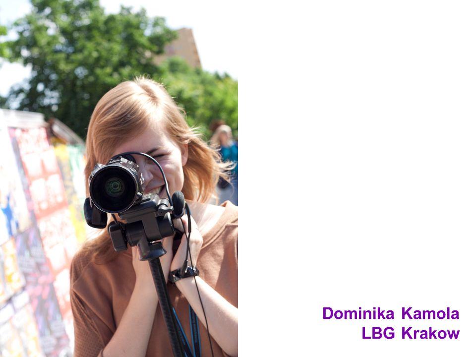 Dominika Kamola LBG Krakow