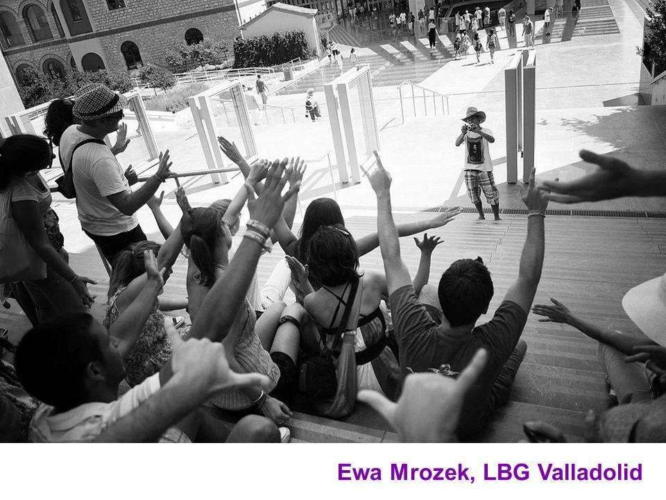 Ewa Mrozek, LBG Valladolid