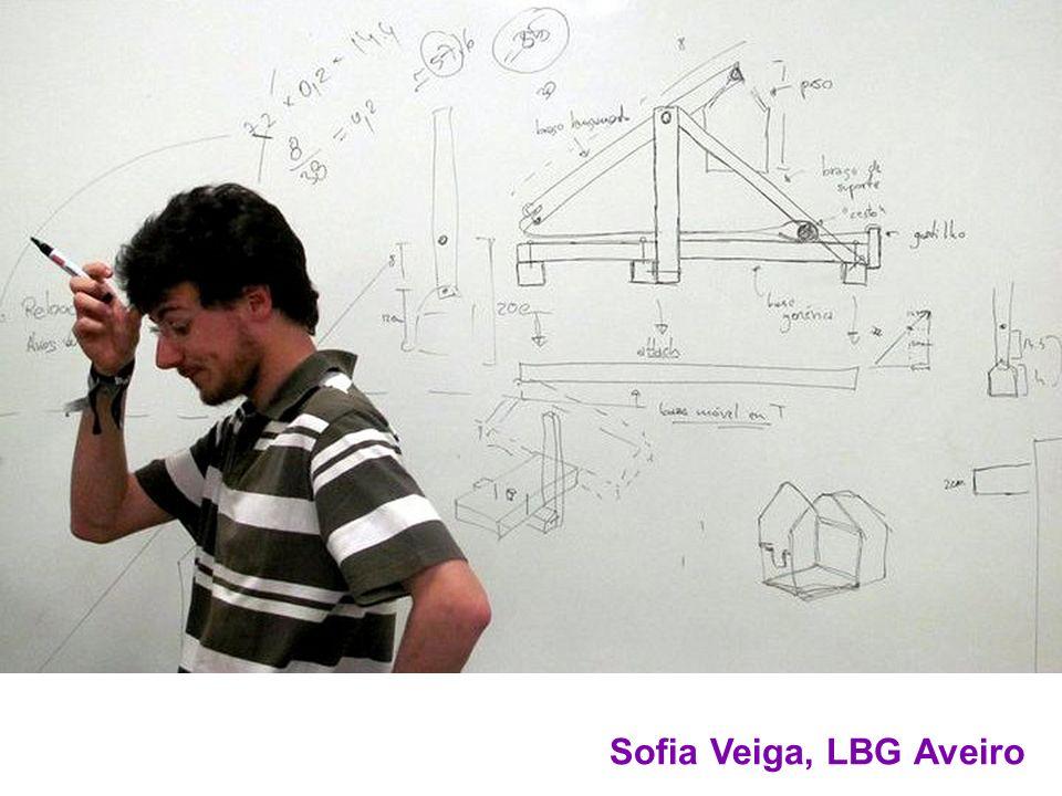 Sofia Veiga, LBG Aveiro