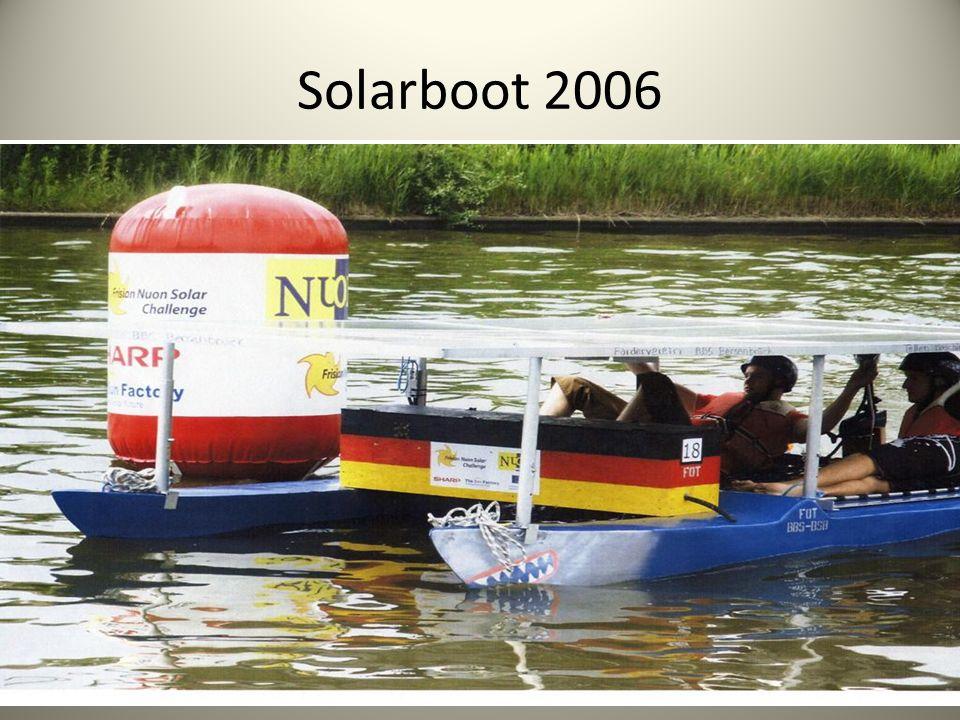 03.11.201330BBS Bersenbrück / Volos Solarboot 2006