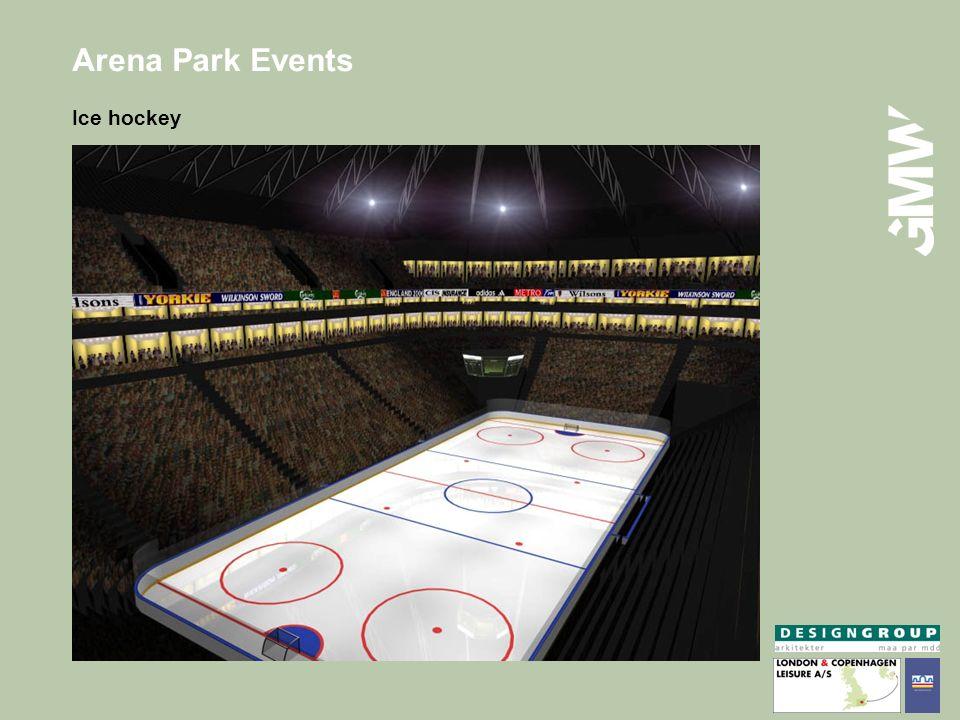 Arena Park Events Ice hockey
