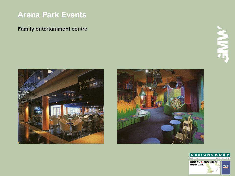 Arena Park Events Family entertainment centre