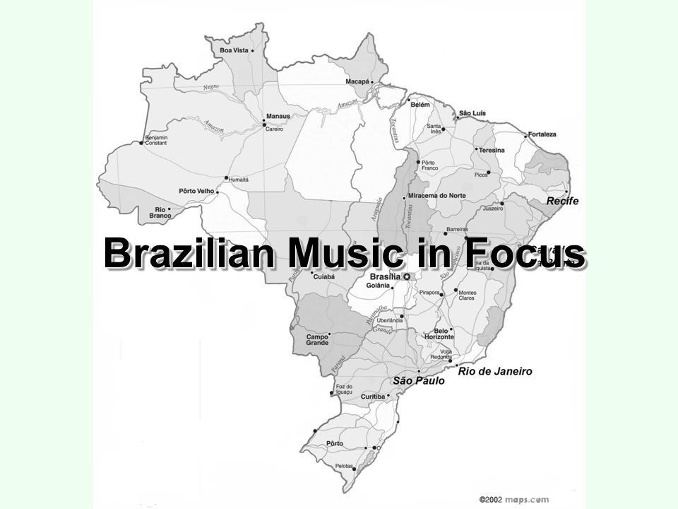 Brazilian Music in Focus