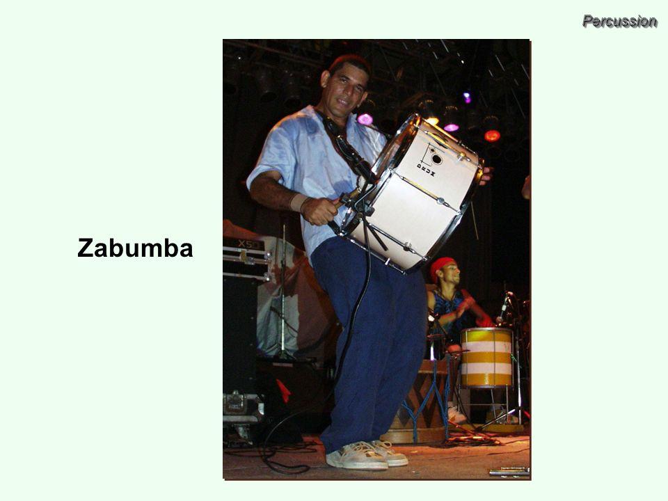 PercussionPercussion Zabumba