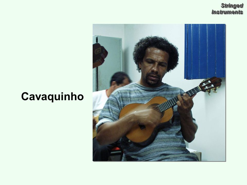 Stringed Instruments Cavaquinho