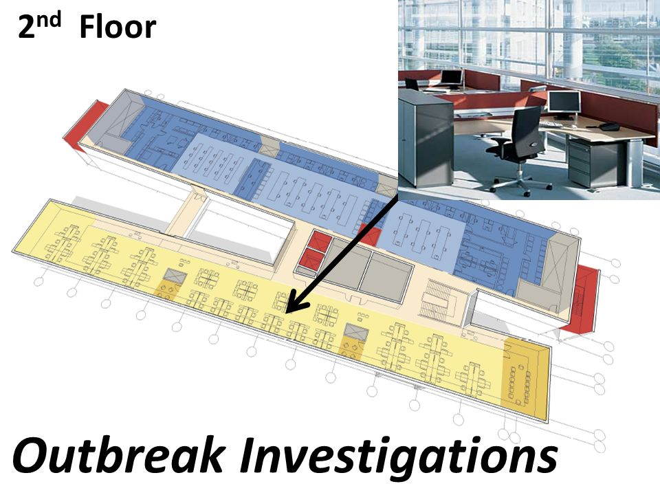 2 nd Floor Outbreak Investigations