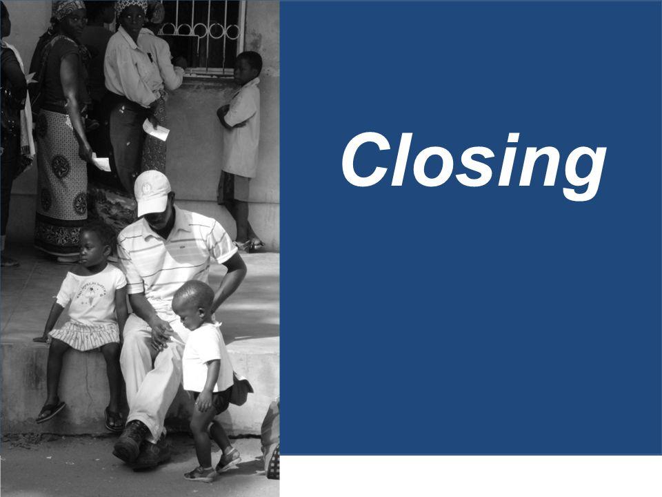 3 rd Floor Closing