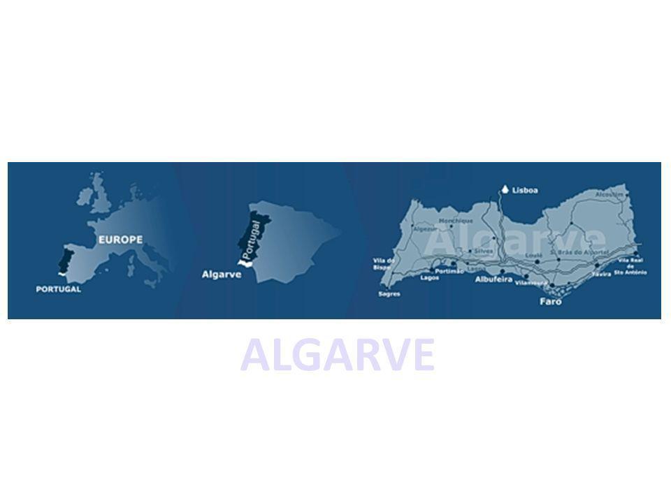 Faça clique para editar o estilo ALGARVE