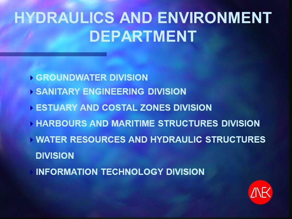 MATERIALS DEPARTMENT CONCRETE DIVISION CEMENTS AND CERAMIC MATERIALS DIVISION METALIC MATERIALS DIVISION PLASTIC MATERIALS AND COMPOSITES DIVISION MATERIALS AND ORGANIC COATINGS DIVISION