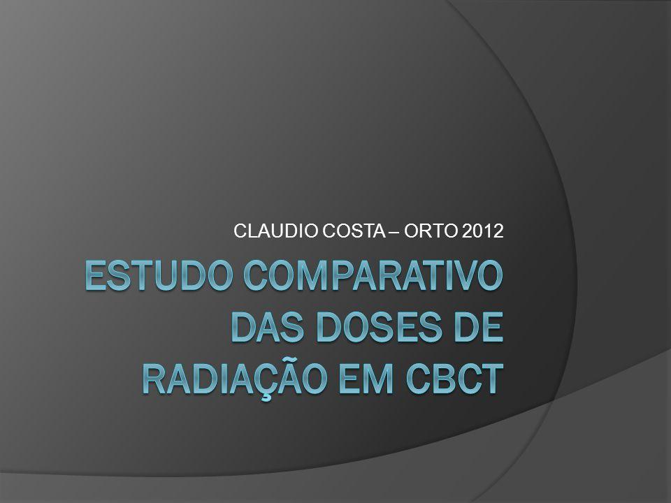 CLAUDIO COSTA – ORTO 2012