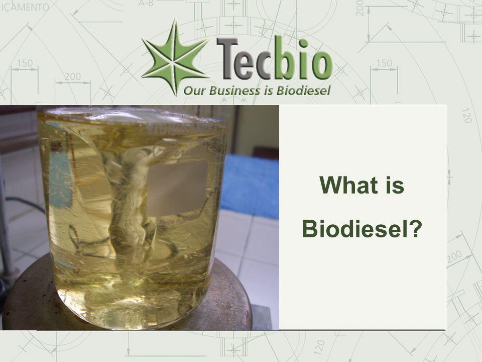 Biodiesel in the Plural 20 May, 20062006 Eastern Biofuel Conference ANP 42/2004 EN 14214ASTM D6751 PROPERTIESType METHOD UNTLIMIT ABNT NBRASTM DEN/ISO AspectP----LIINE Density @ 20ºCN7148, 14065 1298, 4052 kg/m3Anotar (1)NE Kinematical Viscosity @ 40°C,N10441445 EN ISO 3104 mm2/sAnotar (1)3,5 - 5,01,9 - 6,0 Water, max.