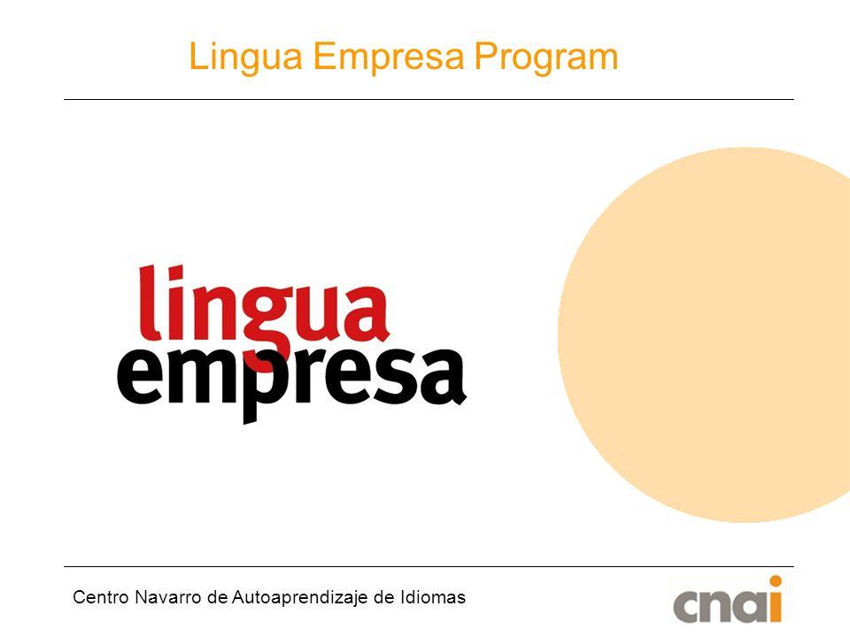 Centro Navarro de Autoaprendizaje de Idiomas Lingua Empresa Program
