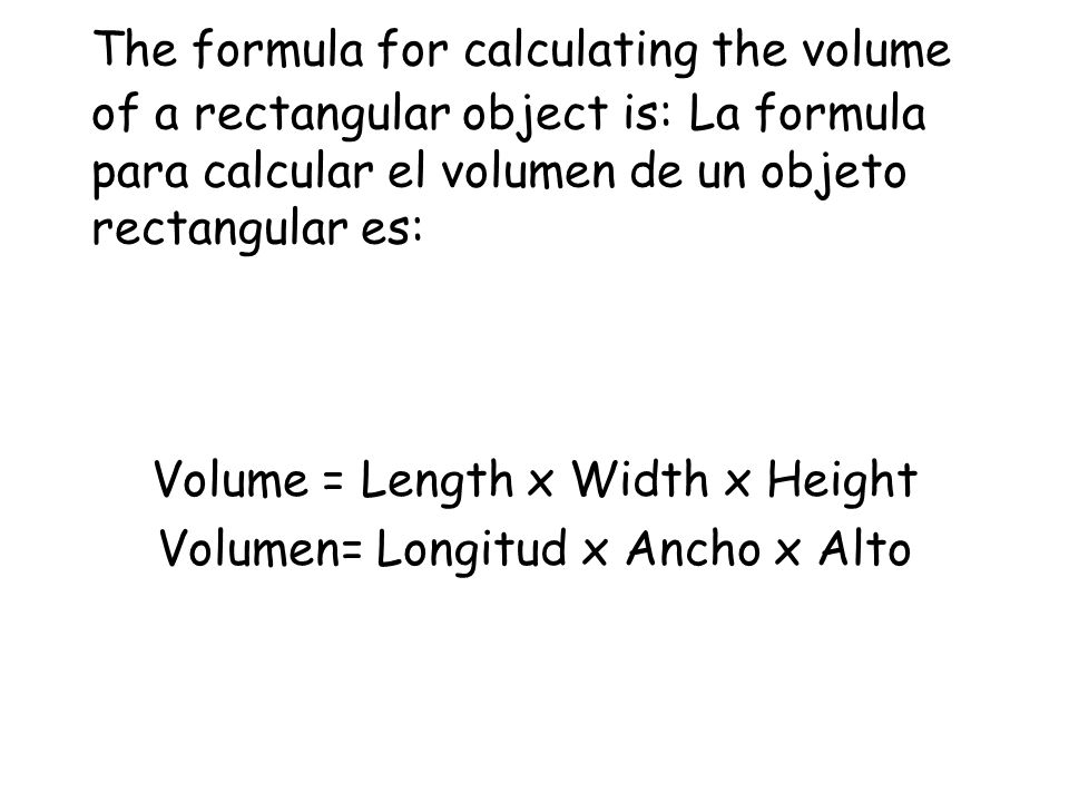 The SI unit known for measuring solids with a larger volume is known as the… Cubic meter (m³).