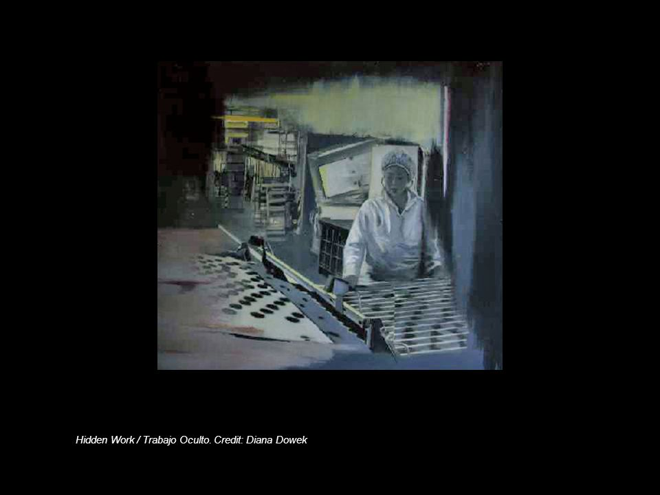 Hidden Work / Trabajo Oculto. Credit: Diana Dowek